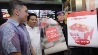Telkomsel gandeng KFC demi genjot TCASH