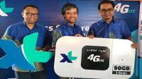 XL hadirkan 4G-LTE di Banjarbaru