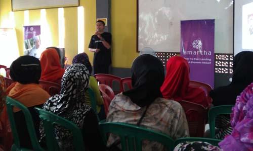 Amartha dan Bukalapak ajak UKM di Bogor go digital