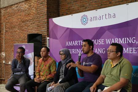 Amartha bidik pasar P2P Lending bagi UMKM