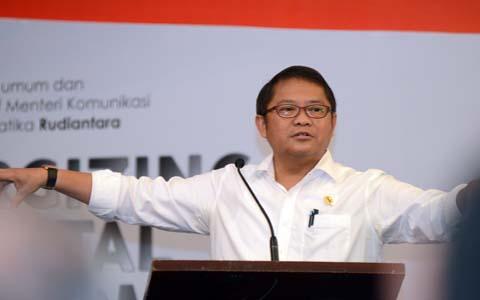 Rudiantara ingin redefinisi kedaulatan digital Indonesia