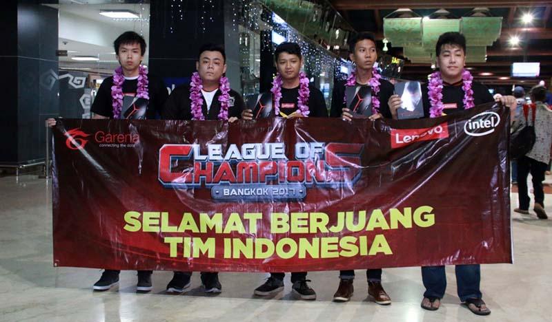 Ini finalis dari Indonesia di