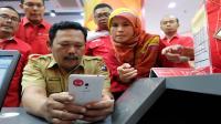 Telkomsel revitalisasi titik layanan di Bogor