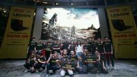 Lenovo kumpulkan Gamers tangguh LGL 2