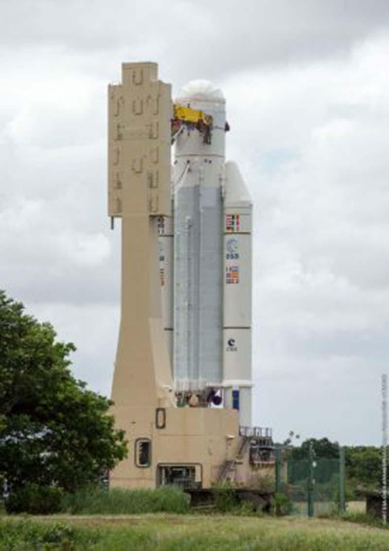 Bisnis peluncuran satelit tumbuh 16%