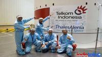 Pembangunan Satelit Telkom-4 sudah 50%