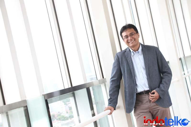 Judi Achmadi menjadi pemasar terbaik di BUMN Marketeers Award