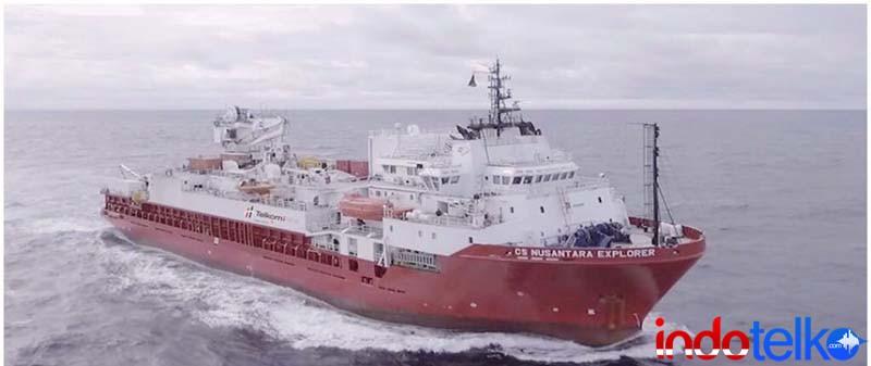 Ini penjaga kabel laut Telkom