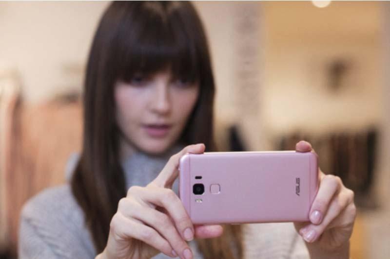 Asus sediakan 2 ribu Zenfone 3 Max berwarna pink