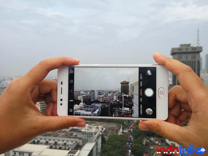 Merasakan fotografi mobile ala Nubia