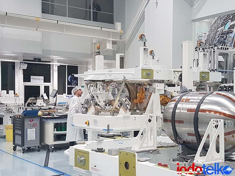 Telkomsat, LAPAN, dan Tel-U kembangkan Misi Satelit Orbit Rendah