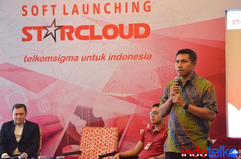 Ini modal Star Cloud menantang Amazon Web Service dkk