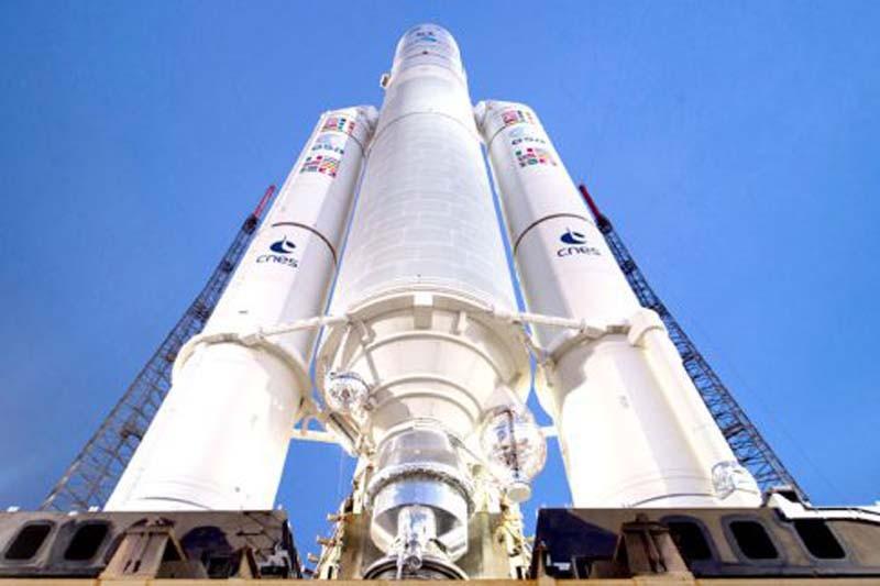 Arianespace tuntaskan misi ke-10 di 2018