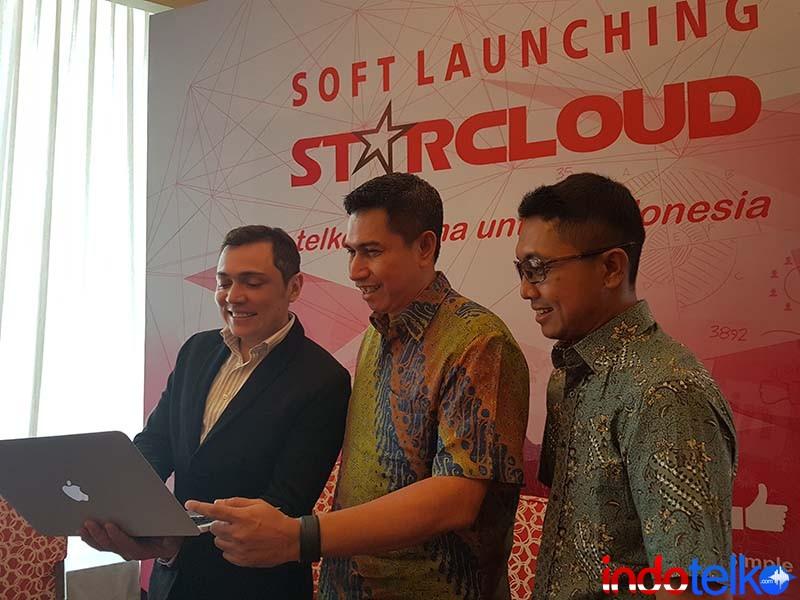 Telkomsigma revitalisasi Star Cloud demi bersaing dengan Amazon