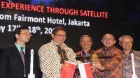 Indosat bidik tender layanan satelit pemerintah