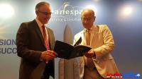 Arianespace ingin jaga posisi di pasar Asia Pasifik