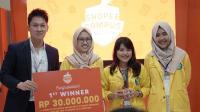 Mahasiswa UI menangkan Shopee Campus Competition 2017