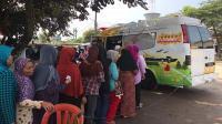Mobil Klinik Indosat Ooredoo hadir di tengah bencana