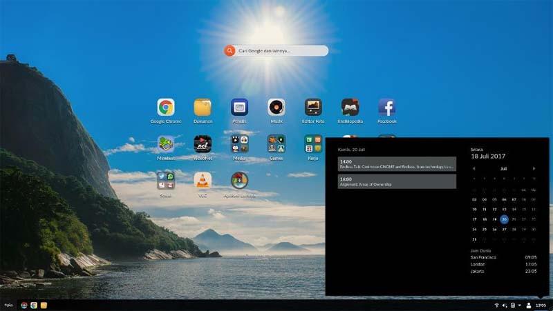 Endless OS 3.2 hadir di Indonesia