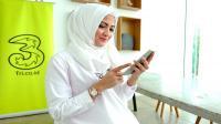 Operator 3 Indonesia perkuat pengelolaan data pelanggan