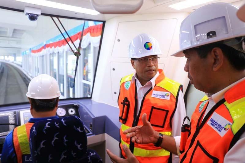 AP 2 dorong transportasi publik berbasis listrik