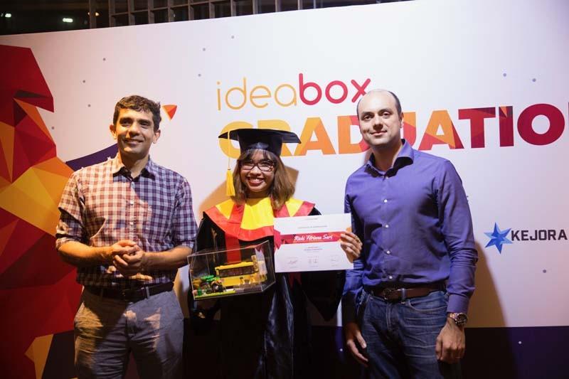 Ideabox luluskan 3 startup untuk batch keempat
