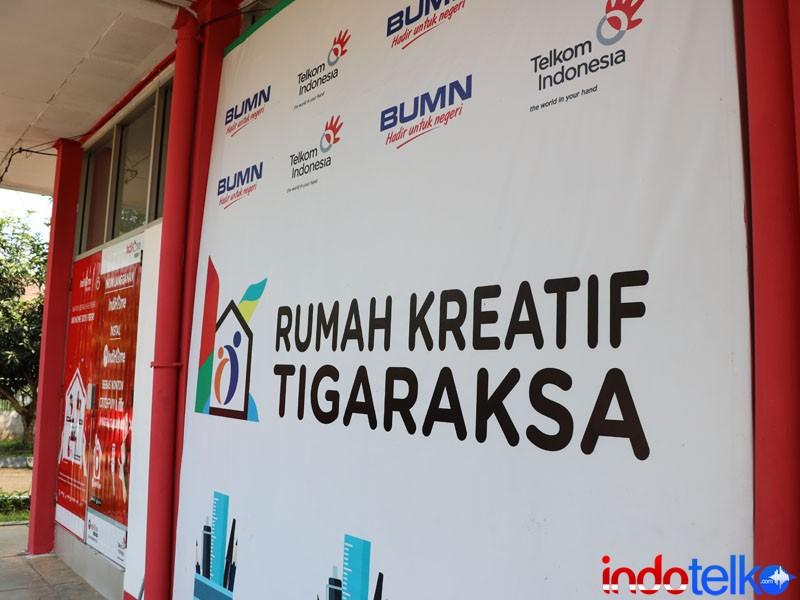 Melongok RKB binaan Telkom di Banten