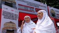 Telkomsel serahkan donasi #TapakiRamadhan