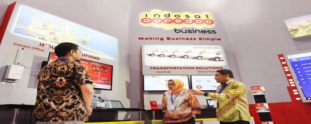 Indosat Ooredoo Business meriahkan IBD Expo 2017