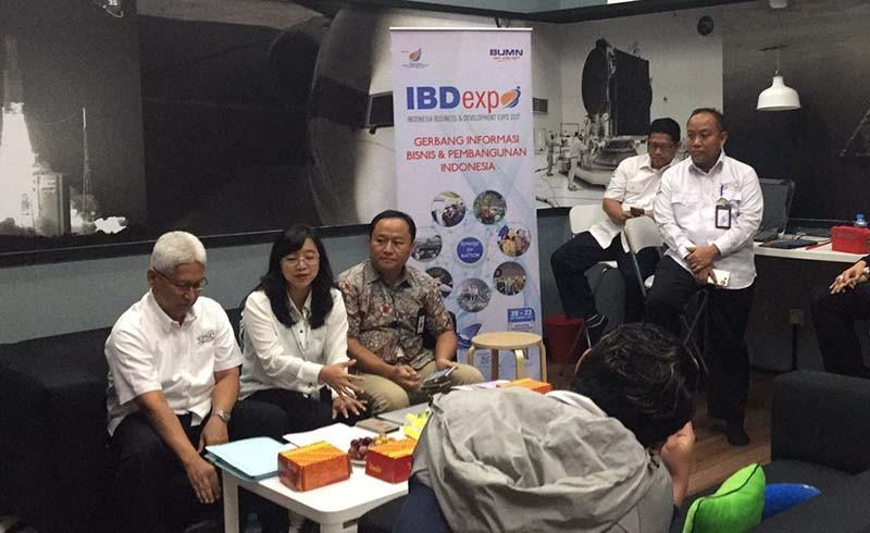 UKM binaan RKB siap beraksi di IBDExpo 2017