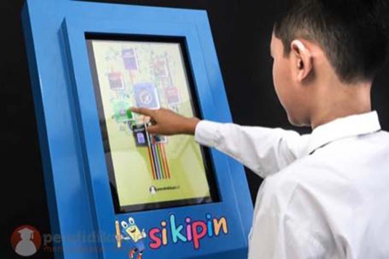 KIPIN ATM perkuat Perpusda Gresik