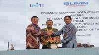 Telkom dan INTI sepakat garap IoT