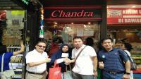Finnet rasakan buah manis gandeng Chandra Remittance