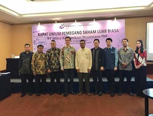 Mitra Komunikasi Nusantara perkuat jalur distribusi di Minahasa