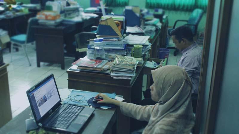 Harga jual layanan internet di  Indonesia terjangkau?