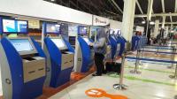 Perkuat smart airport, AP II perbanyak self check-in kiosk
