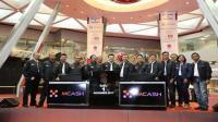 M Cash raup Rp 300 miliar dari IPO