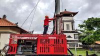 Erupsi Gunung Agung, Telkomsel kerahkan 8 Mobile BTS