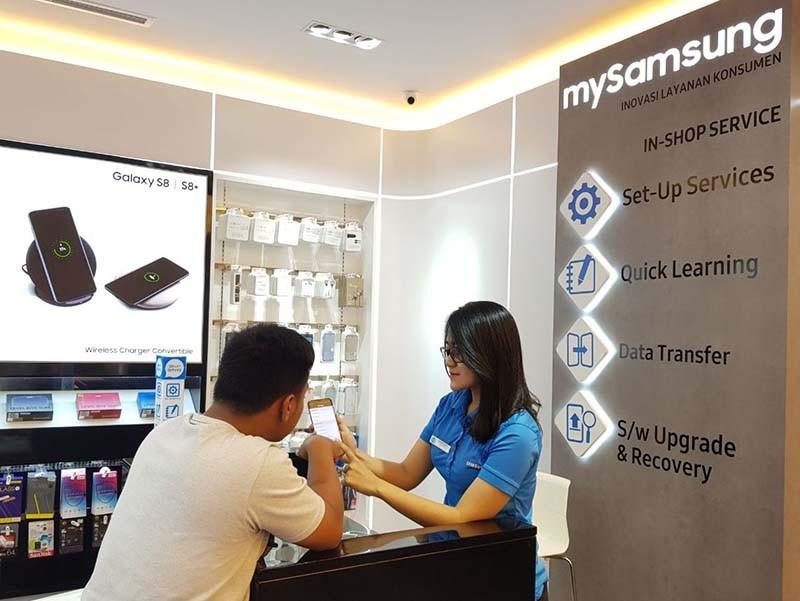 Samsung perkuat hubungan dengan mitra bisnis di Asia Tenggara