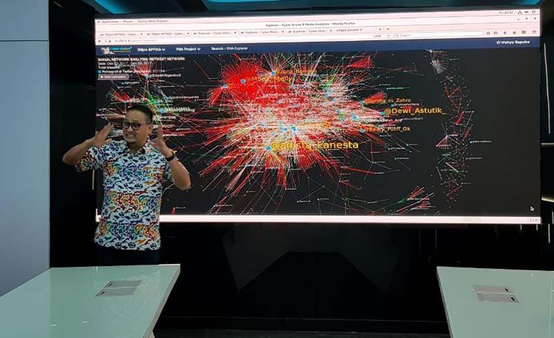 Kominfo cari tenaga operasional untuk mesin sensor internet