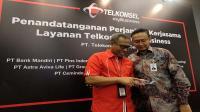 Layanan Telkomsel MyBusiness makin kinclong di Jabotabek