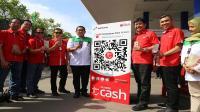 Wow! TCASH bisa digunakan di SPBU se-Jateng dan DIY