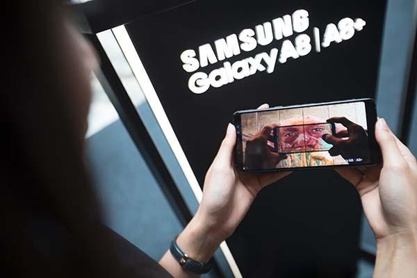 Samsung genjot penjualan dari segmen pemula