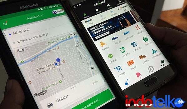 Poco-poco mengatur taksi online