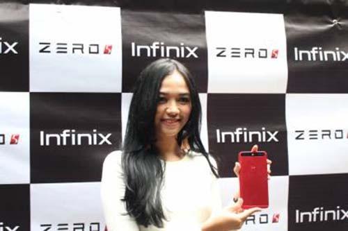 Infinix Zero 5 goda millenial dengan kamera ganda