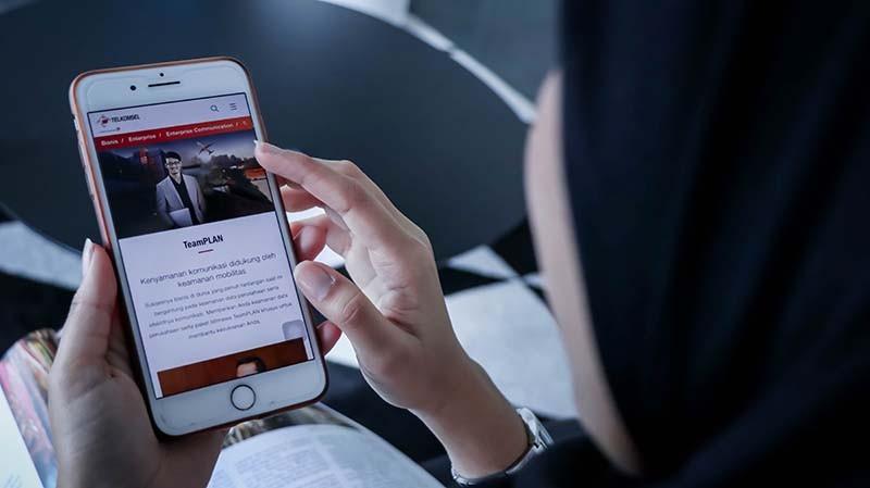 Telkomsel bekali paket TeamPLAN dengan solusi keamanan