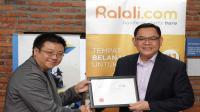 Ralali.com perkuat logistik dengan ARK Xpress