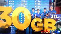 """XL geber pelanggan data dengan paket """"Xtra Kuota"""""""