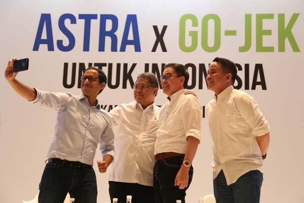 Astra International suntik GO-JEK dana US$150 juta