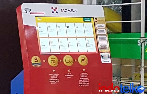 M Cash lepas investasi di MCA
